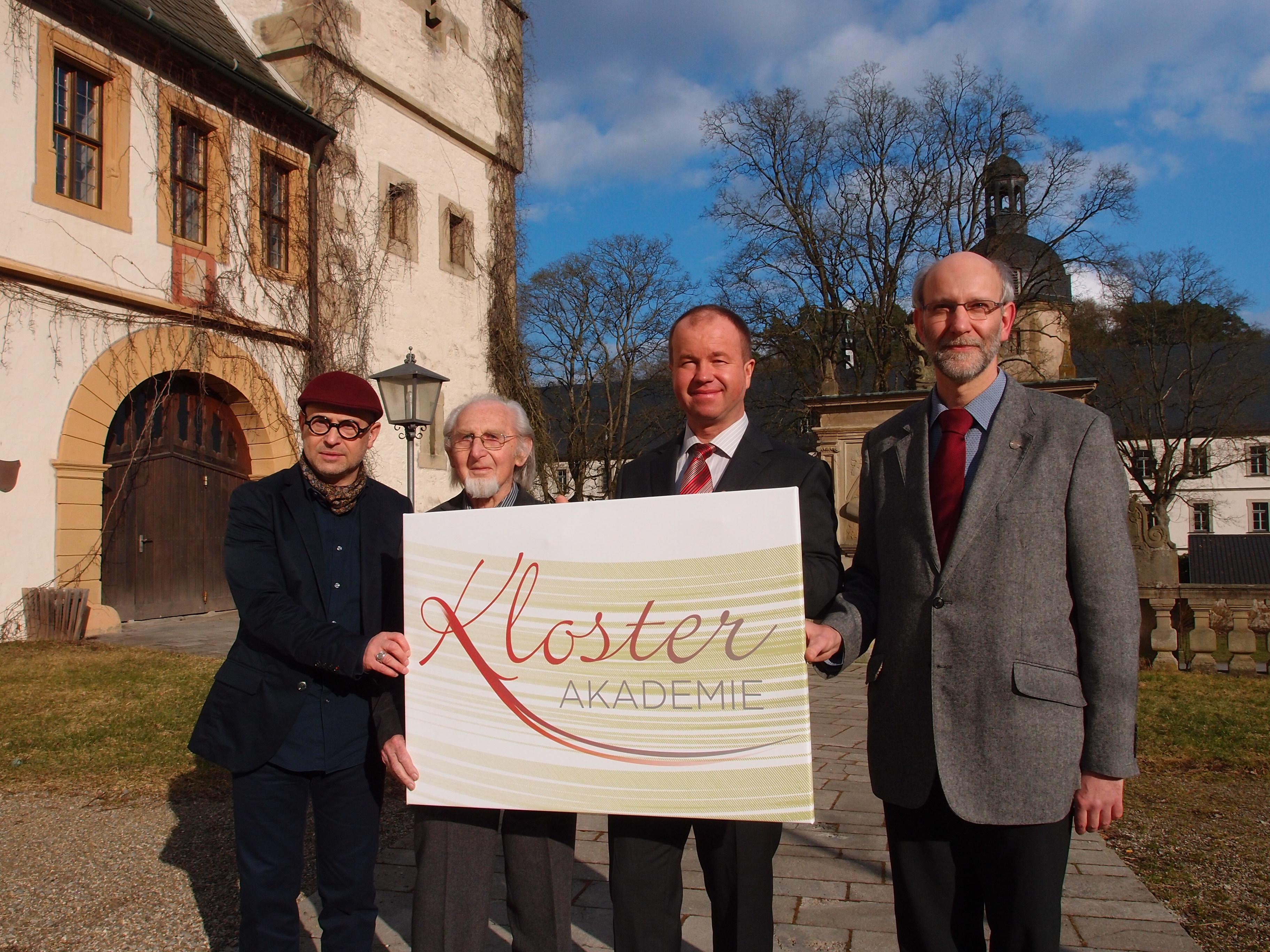 Die KlosterAkademie bietet Spiritualität, Natur und Kunst