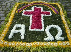 Bild Fronleichnam-Gottesdienst