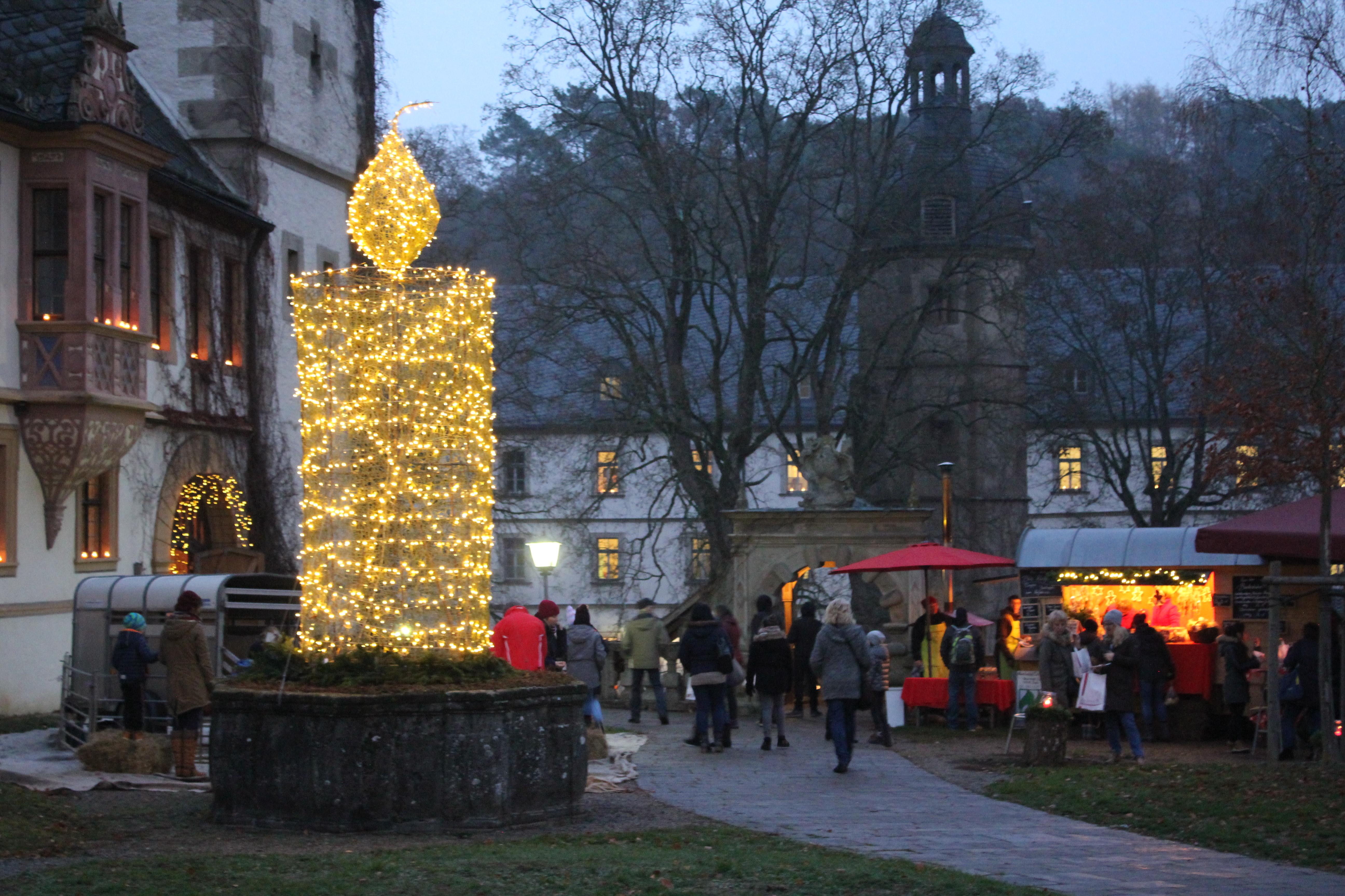 Bild Bildhäuser Weihnachtsbasar