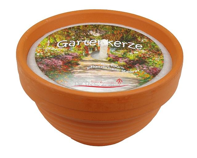 Verzaubern Sie Ihren Gartentisch mit unseren Gartenkerzen.