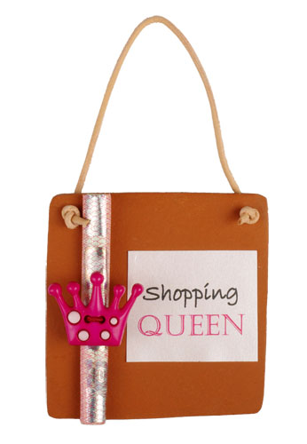Geldgeschenk -Shopping Queen-